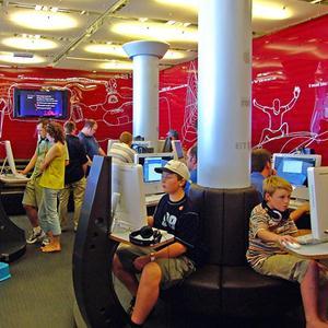 Интернет-кафе Абрамцево