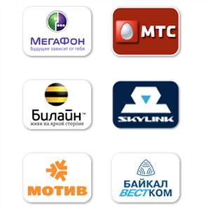 Операторы сотовой связи Абрамцево