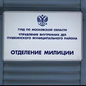 Отделения полиции Абрамцево