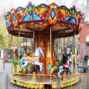 Парки культуры и отдыха Абрамцево