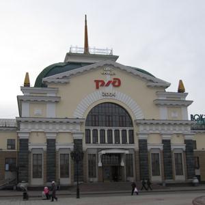 Железнодорожные вокзалы Абрамцево